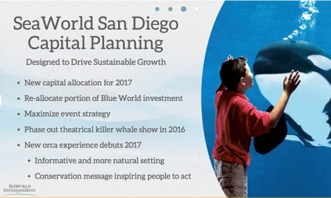 SeaWorld San Diego Changes